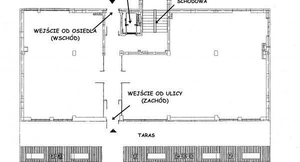 Budynek usługowy w Ustroniu
